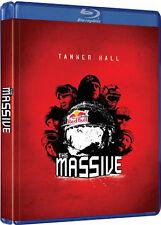 Tanner Hall The Massive Ski Skiing Blu-Ray Movie Video Movie Winter Sports
