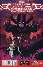 Cataclysm Ultimate Comics Spider-man #1 (NM)`14 Bendis/ Marquez