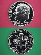 Low Shipping 1962 Roosevelt Dime   Choice to Gem Uncirculated