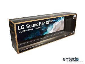 LG DSN9YG 5.1.2 Atmos Soundbar Wireless Aktiv Subwoofer Lautsprecher 4K HDMI