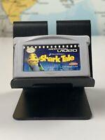 SHIPS SAME DAY Shark Tale Video Nintendo Gameboy Boy Advance GBA Movie Cart Only