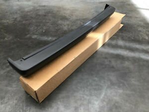Nissan Skyline R31 Pintara - NOS Genuine Rear Bumper Bar Skin