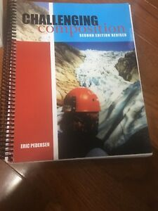 Challenging Composition (Second Edition Revised) Eric Pedersen
