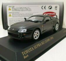 KYOSHO HOWSAKT 1/43 Toyota Supra RZ 1993 JZA80 Black / Noir Limited 1008 Pcs