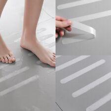 15Pc Anti Slip Grip Strips Non-Slip Flooring Bath Bathroom Tub Shower Stickers
