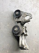 1986-1991 Mazda RX7 FC3s OEM AC Compressor-PS Pump Bracket + Pulleys