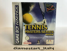TENNIS MASTERS SERIES 2003 - NINTENDO GAME BOY ADVANCE GBA - GIOCO NUOVO PAL NEW