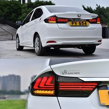 Lexus Style LED Tail Lights Rear Lamp Tail Lamps For Honda City 2015~2016