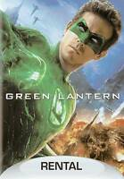 Green Lantern 2011 PG-13 super hero movie, new DVD Ryan Sarsgaard Angela Bassett