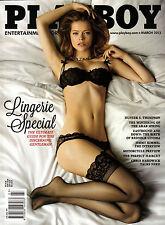 US-Playboy 03/2013    KAROLINA SZYMCZAK & ASHLEY DORIS   März/2013