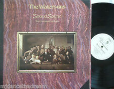 THE WATERSONS - Sound Sound ~ GATEFOLD VINYL LP