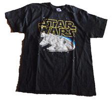 MILLENIUM FALCON 8BIT VIDEO GAME pixelated t-shirt star wars NEW w/tag mens XXL
