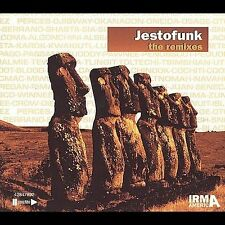 "Jestofunk ""Remixes"" cd SEALED"