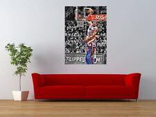 Blake Griffin Dunk Nba Baloncesto Deporte Gigante impresión arte cartel del panel nor0635