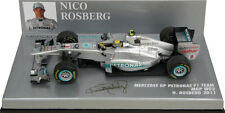 Minichamps Mercedes GP F1 W02 2011 - Nico Rosberg 1/43 Scale