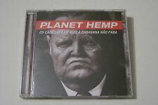 Planet Hemp-OS varietali ladram MAS a Caravana NAO para CD 1998 (Brazilian Rap)