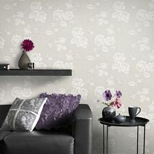 Sale Special Superfresco Easynew England Rose Taupe Wallpaper (Was £16)