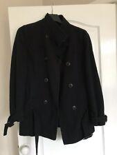 NEXT Size 16 Black Smart Coat