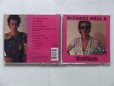 CD ALBUM RICHARD HELL & THE VOIDOIDS Blank generation 7599 26137 2