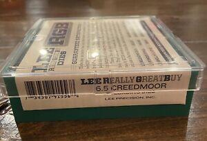 Lee RGB 6.5 Creedmoor Die Set New