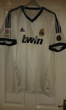 Homme Football shirt & short Kit Real Madrid Adidas domicile 2012 - 110Y Anniversaire