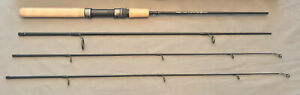 "Temple Fork Outfitters TFO IM6 Graphite Spinning 3 Piece 663M 6' 6"" Travel Rod"