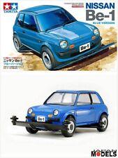 Mini 4wd NISSAN BE-1 BLU VERSION (TYPE 3 Chassis) Tamiya 95477 1/32 New