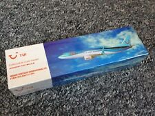 TUI Boeing 737 MAX 8 Collectable Scale Model Aircraft