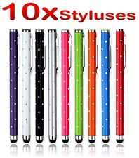 10X Bling Universal Touch Screen stylus pen For All Touch screen device tablets