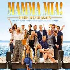 Mamma mia! here We Go Again (OST) CD NUOVO & OVP