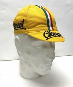 Clement Vintage Professional Team Cycling Cap - Made in Italy by Apis
