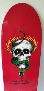Powell Peralta Bones Brigade Series 1 Mike McGill Skateboard Deck