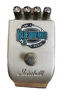 Marshall BB-2 BluesbreakerⅡ W / Original Box Overdrive Effekt Pedal Gebraucht