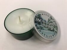 Kringle Candle Company Snow Capped Fraser Daylight 1.25 oz Wax Candle
