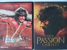 Die Passion Christi + Jesus - Kreuzigung Sammlung, Mel Gibson, Christian Bale