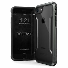 "X-Doria Defense Shield Black Protective Cover for iPhone 8 and 7 (4.7"")"