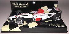 Minichamps F1 BAR Honda 005 2003 Jenson Button 1/43