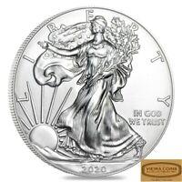 2020 American Silver Eagle Brilliant Uncirculated BU (  IN STOCK )   - #2020