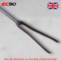 EC90 700C Road Bike Matt Fork Full Carbon Fiber Superlight C Brake Rigid Forks