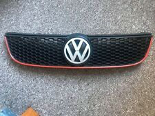 VW VOLKSWAGEN POLO 6N2 GTI GRILL , GENUINE PERFECT CONDITION 2000-2003