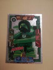 LEGO Ninjago Serie 1 Sammelkarten - 65 - Morro