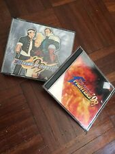 Neo Geo KING Of FIGHTERS 98,99 OSD CD VOICE MUSIC