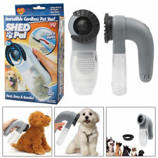 Shed Pal As Seen On TV Pet Hair Vac Vacuum Removal Fur Suction Grooming Cleaning