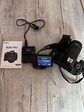 Canon EOS 700D SLR-Digitalkamera - Schwarz (Kit mit EF-S 18-55mm IS STM...
