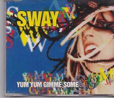 Sway-Yum Yum Gimme Some cd maxi single 7 tracks