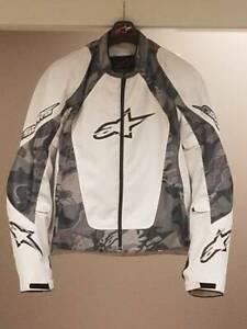 Alpinestars Motorcycle Jacket Mens XL