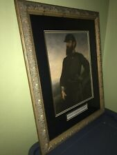 Framed Picture Of Thomas (Stonewall) Jackson By John Adams Elder