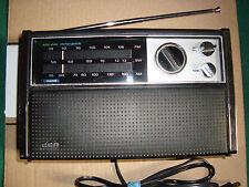 Vintage RCA Radio - RZM 188 E AM| SW| FM Transistor Radio - Rare Model