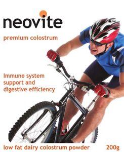 neovite colostrum powder 200 grams