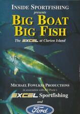 Inside Sportfishing: Big Boat Big Fish Dvd Video fishing yellowfin tuna Fowlkes
